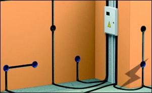 Сколько стоит точка электрики киев